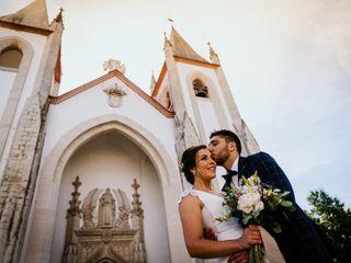 O casamento de Irene e Gonçalo