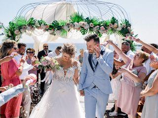 O casamento de Natasha e André