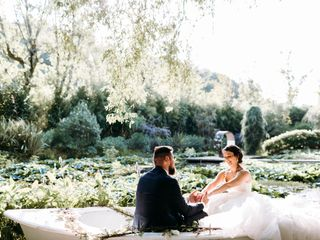 O casamento de Cristina e Joel