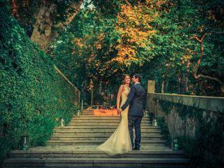 O casamento de Natacha e Antonio