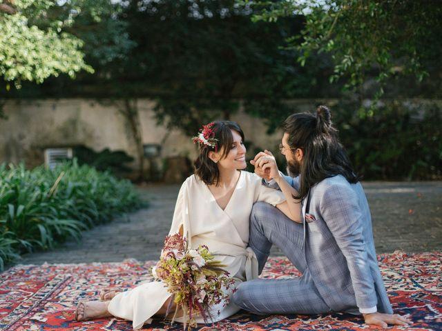 O casamento de Julia e Fabio