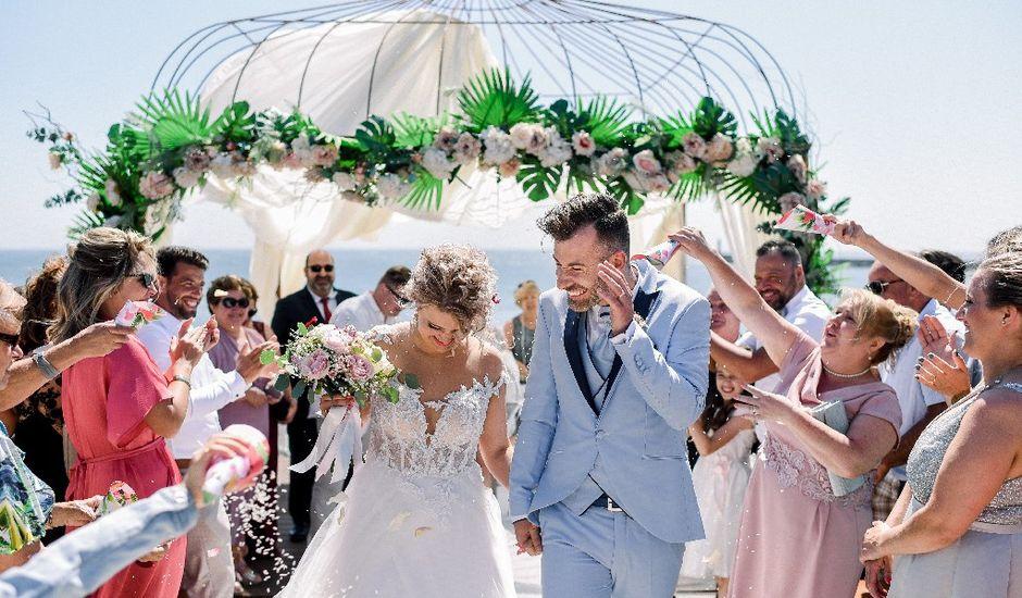 O casamento de André e Natasha em Azurara, Vila do Conde