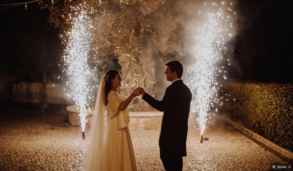 O casamento de Duarte e Joana em Leiria, Leiria (Concelho)