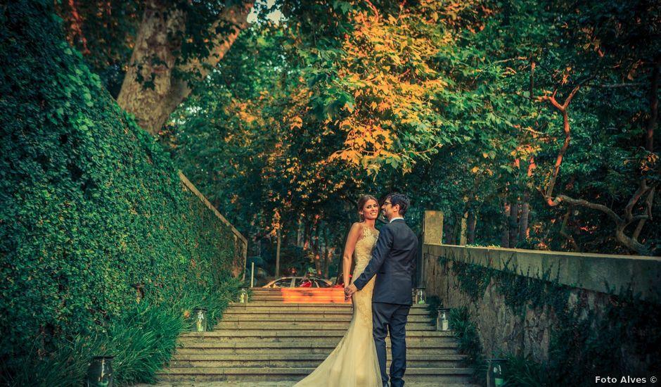 O casamento de Antonio e Natacha em Porto, Porto (Concelho)