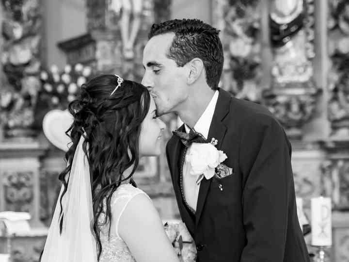 O casamento de Cátia e Diogo
