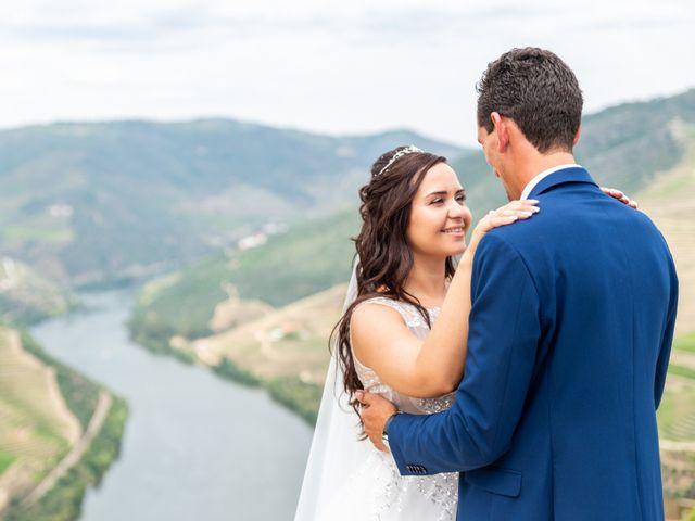 O casamento de Diogo e Cátia em Casais do Douro, São João da Pesqueira 1