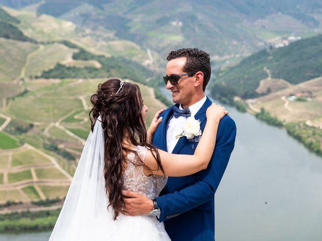 O casamento de Diogo e Cátia em Casais do Douro, São João da Pesqueira 5