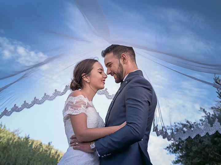 O casamento de Erika e Stive