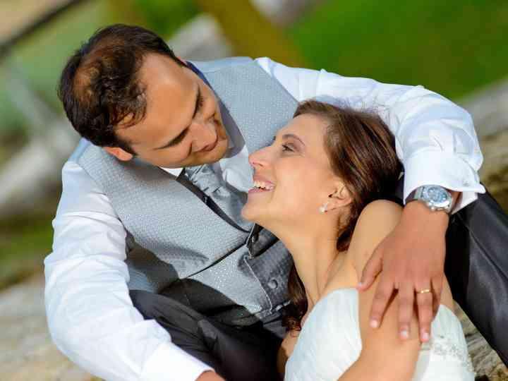 O casamento de Ana e Rodolfo
