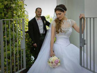 O casamento de Cindy e Maurílio
