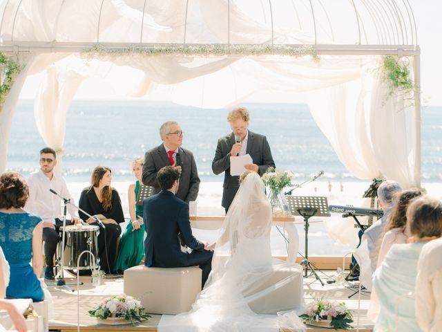 O casamento de Sam e Valé em Azurara, Vila do Conde 13