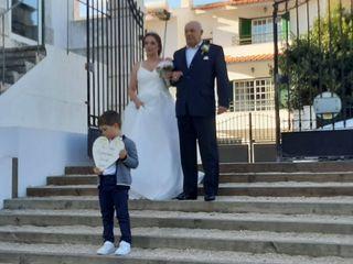 O casamento de Sandra  e Nuno 2