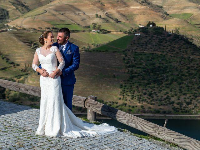 O casamento de Nuno e Vera em Pinhão, Alijó 1