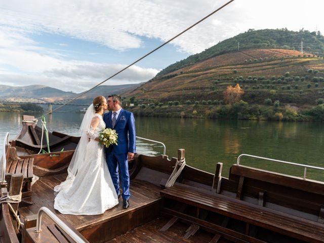 O casamento de Nuno e Vera em Pinhão, Alijó 7