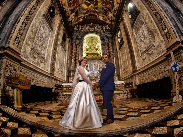 O casamento de Inês e Frederico