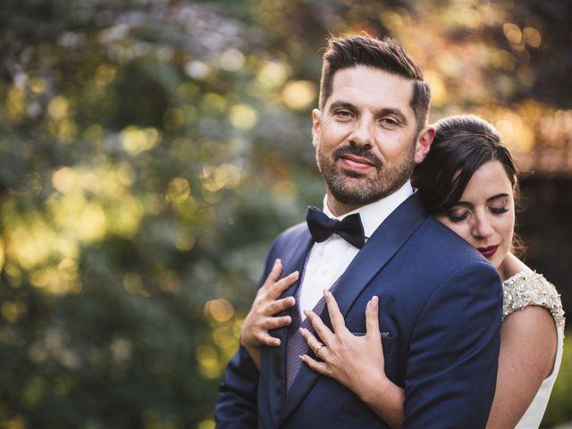 O casamento de Vânia e Carlos