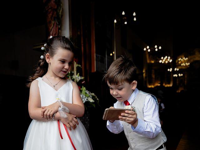 O casamento de Pedro e Andreia em Santana, Madeira 16