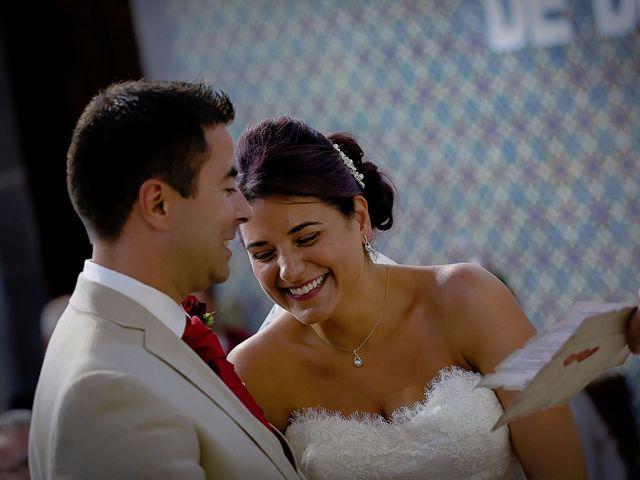 O casamento de Pedro e Andreia em Santana, Madeira 21