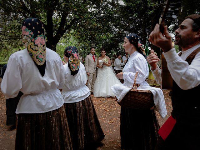 O casamento de Pedro e Andreia em Santana, Madeira 28