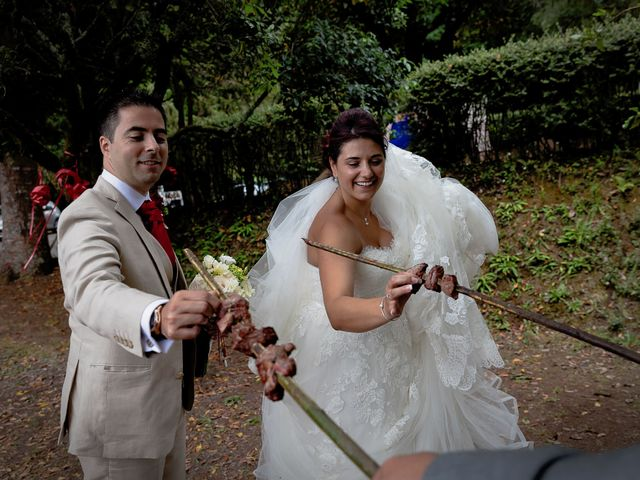 O casamento de Pedro e Andreia em Santana, Madeira 29