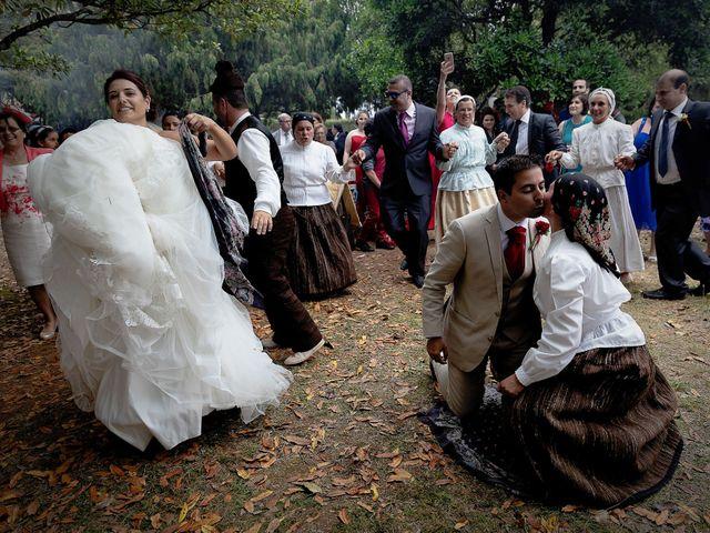 O casamento de Pedro e Andreia em Santana, Madeira 32