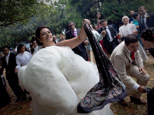 O casamento de Pedro e Andreia em Santana, Madeira 33
