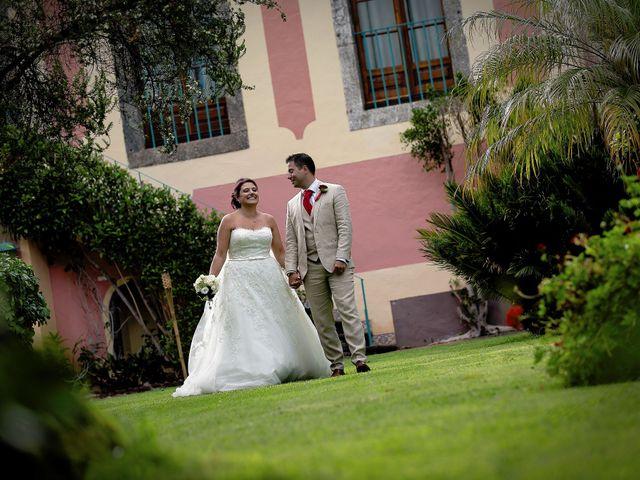 O casamento de Pedro e Andreia em Santana, Madeira 39