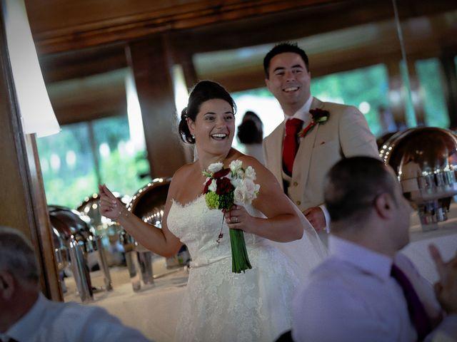 O casamento de Pedro e Andreia em Santana, Madeira 43