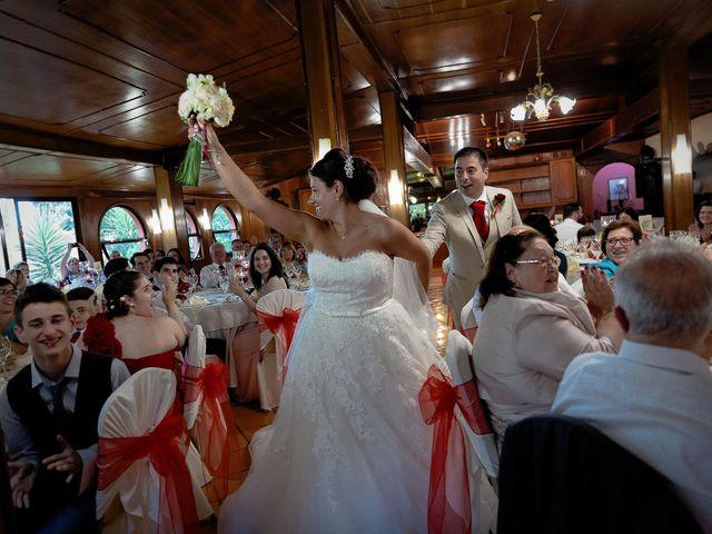 O casamento de Pedro e Andreia em Santana, Madeira 44