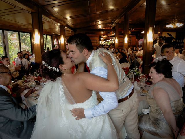 O casamento de Pedro e Andreia em Santana, Madeira 46