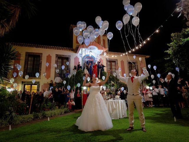 O casamento de Pedro e Andreia em Santana, Madeira 47