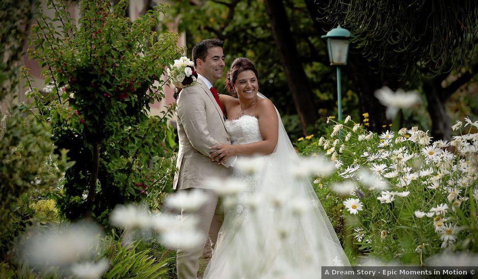 O casamento de Pedro e Andreia em Santana, Madeira