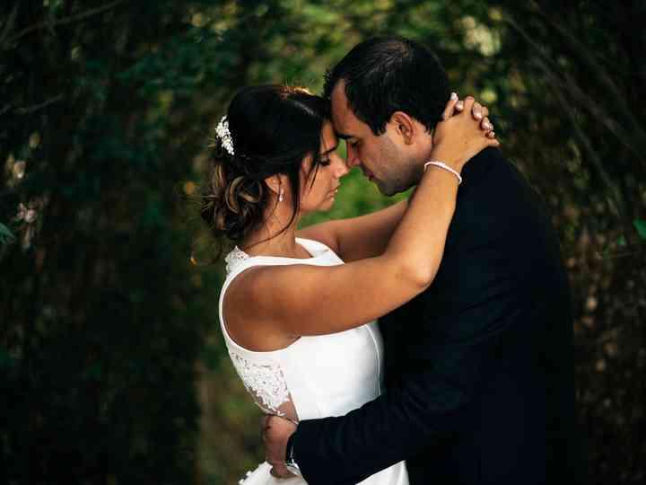 O casamento de Sandra e Tozé