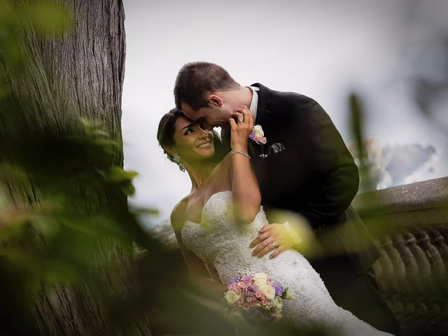 O casamento de Graziela e Eusébio
