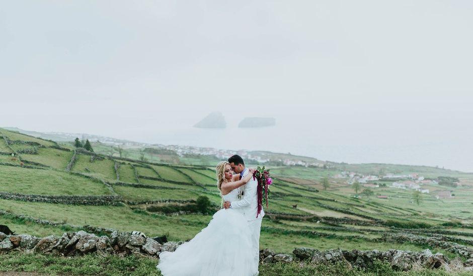O casamento de Lívio  e Miriam  em Angra do Heroísmo, Terceira