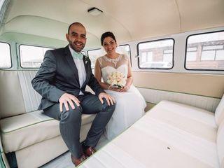 O casamento de Vanessa e José