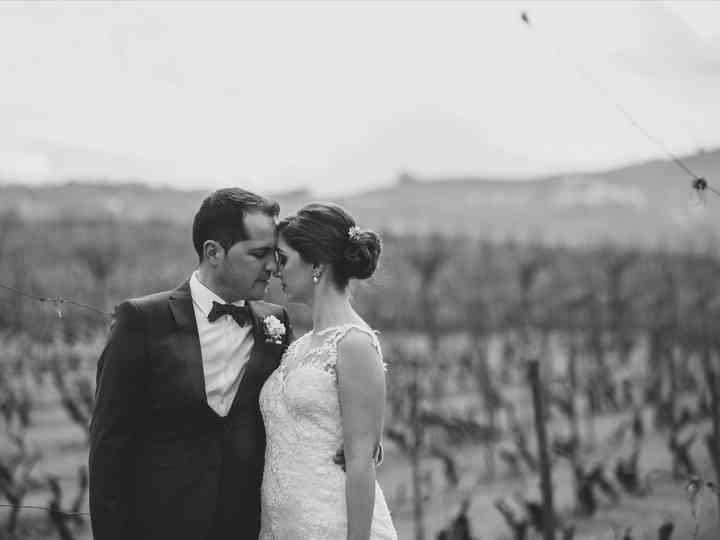 O casamento de Rita e Tiago