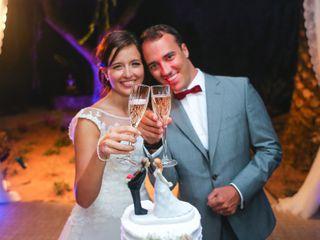 O casamento de Luana e Tiago