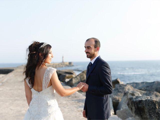 O casamento de Fabien e Sandy  em Fajozes, Vila do Conde 1