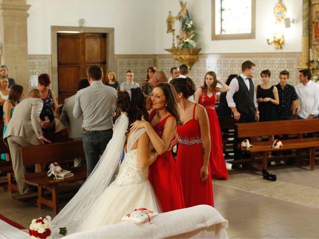 O casamento de Fabien e Sandy  em Fajozes, Vila do Conde 8