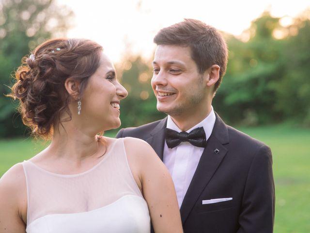 O casamento de Ana e Luís