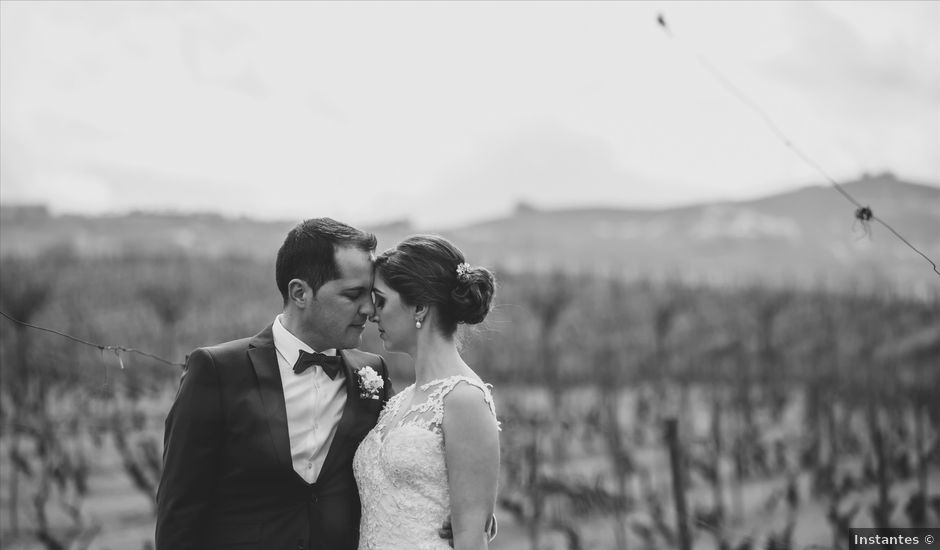 O casamento de Tiago e Rita em Peso da Régua, Peso da Régua