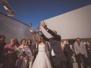O casamento de Carina e Filipe
