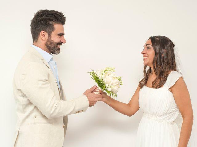 O casamento de Tiago e Sara em Costa de Caparica, Almada 18