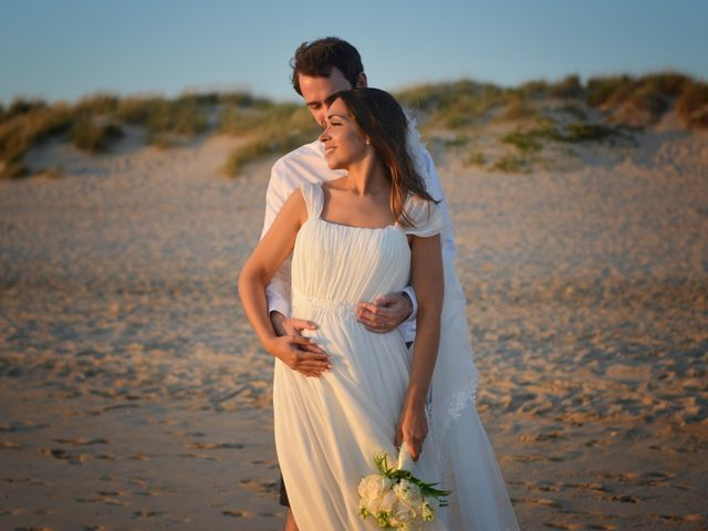 O casamento de Tiago e Sara em Costa de Caparica, Almada 20