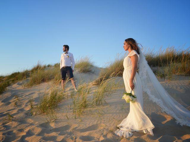 O casamento de Tiago e Sara em Costa de Caparica, Almada 21