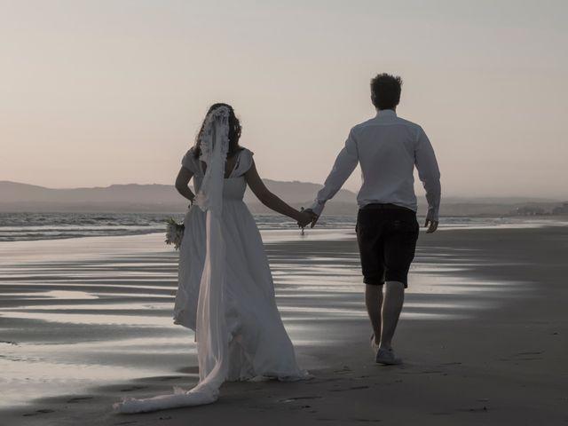 O casamento de Tiago e Sara em Costa de Caparica, Almada 22