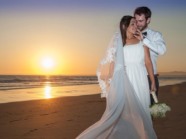 O casamento de Tiago e Sara em Costa de Caparica, Almada 23