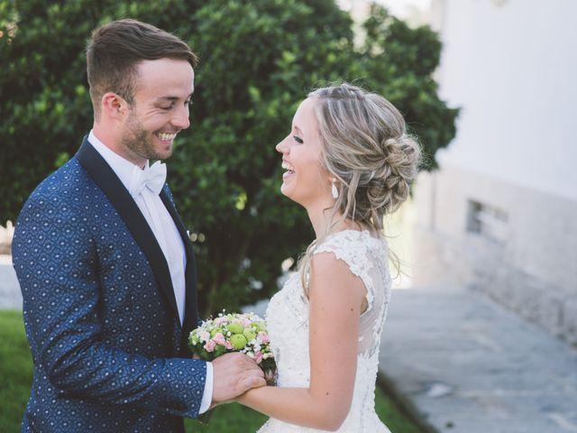 O casamento de Micael e Elodie em Felgueiras, Fafe 1