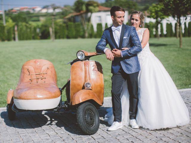 O casamento de Micael e Elodie em Felgueiras, Fafe 2